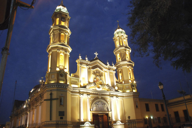 Catedral de Piura