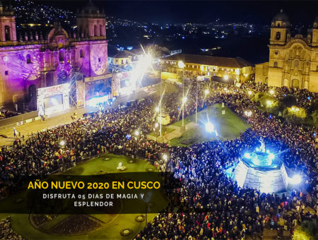 Año Nuevo Cusco 2020