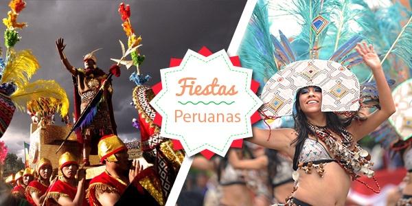 Fiestas en Perú