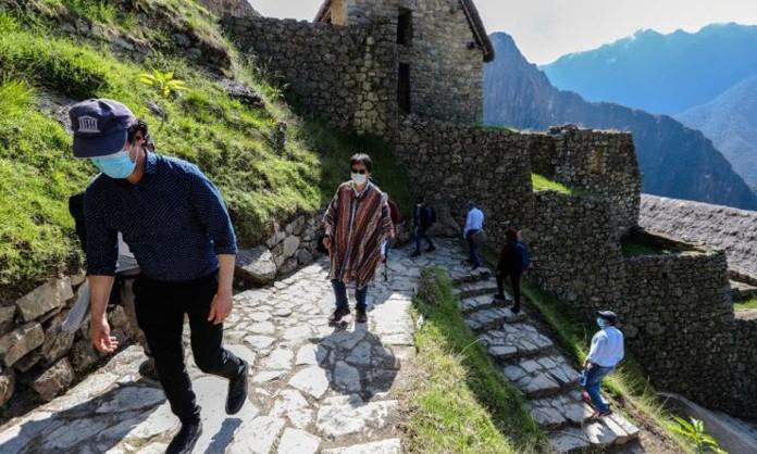Machu Picchu Covid 01